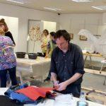 Lantern workshop - Artist Toby Downing