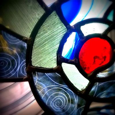 Stained glass art - Cariad Glass - Llandysul-Wales