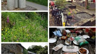Cycling Gwaun Valley - Pembrokeshire