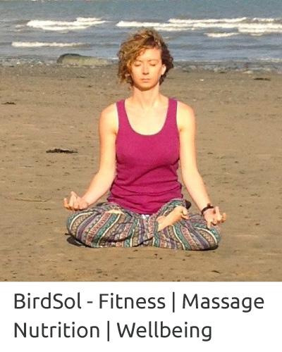 BirdSol - Fitness - Massage - Nutrition - Wellbeing - Wales