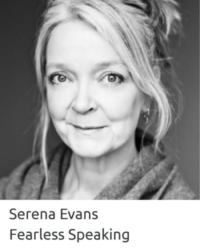 Serena-Evans-Fearless-Speaking- Speak with Confidence - Wales