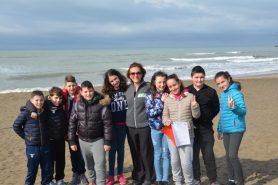 Educazione ambientale IC Pierluigi 05.04.2018 SPIAGGIA