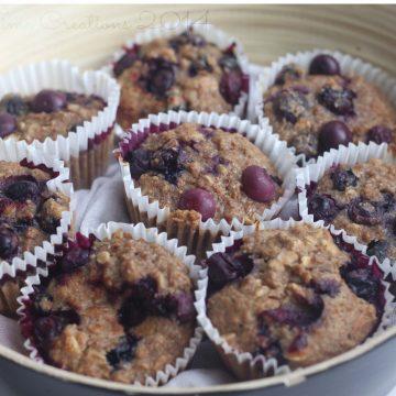 grapenut muffins