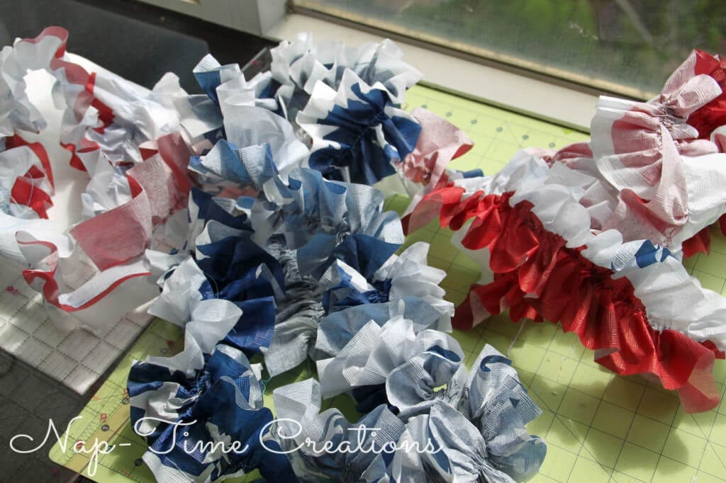 red white blue garlang5