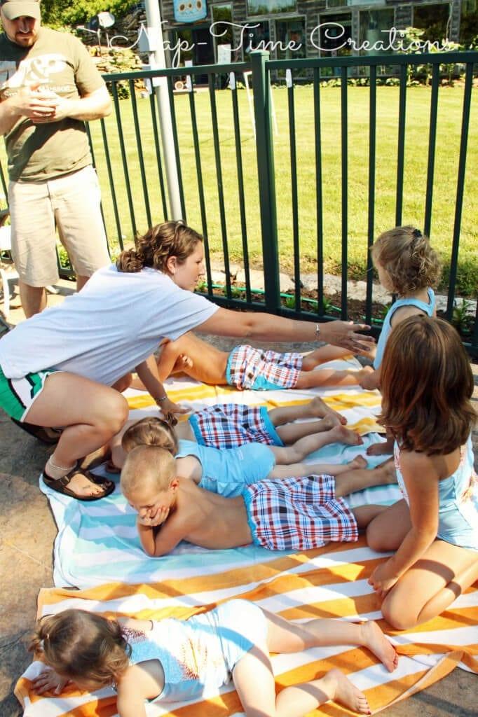 Swimsuit pattern for kids2