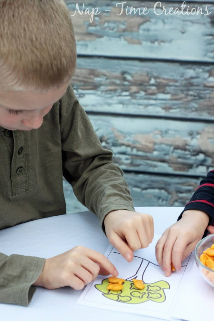 goldfish math and dips3