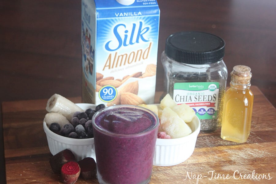 dairy Free Smoothies with Silk 3
