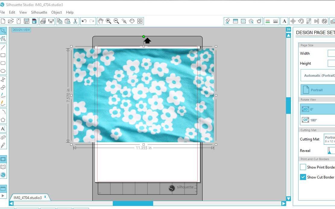 fabric transfer