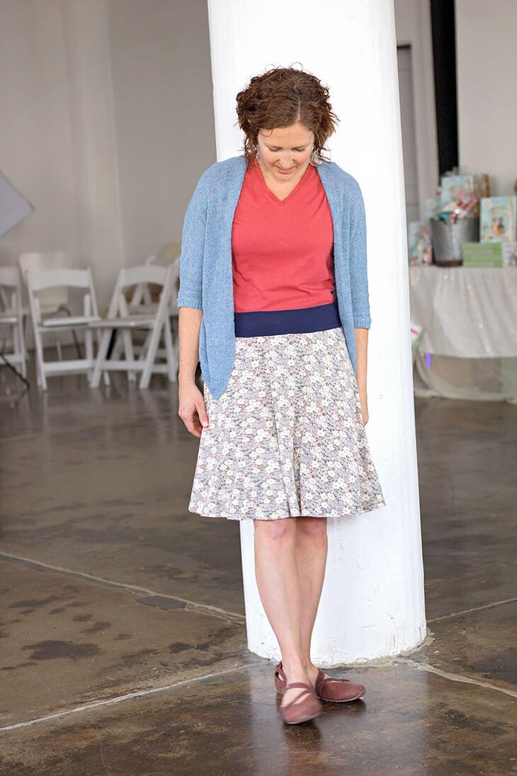 skirt sewing tutorial