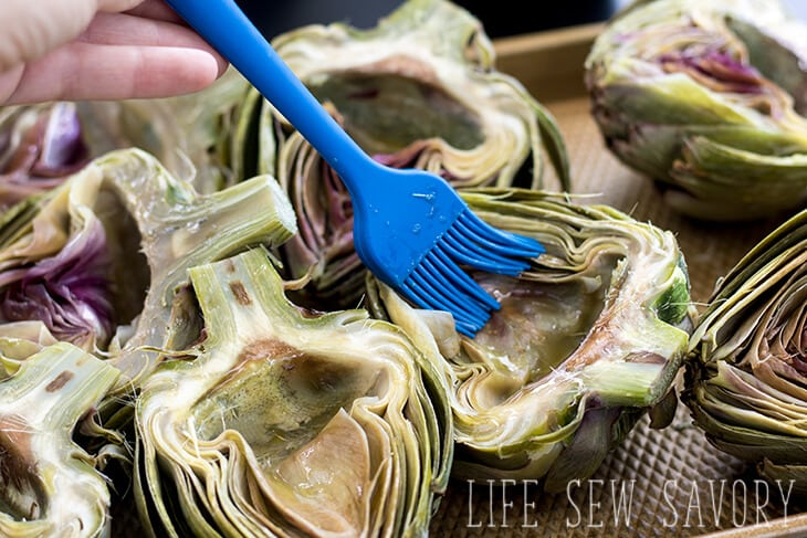 grilled artichokes summer grilling recipe