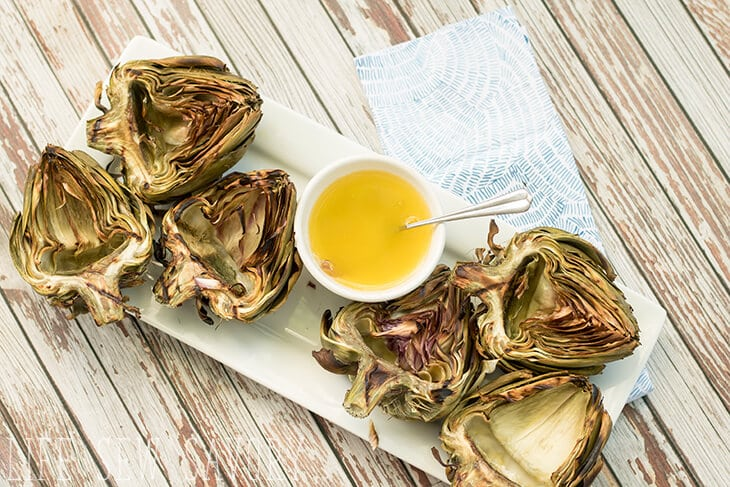 how to grill artichokes simple grilling