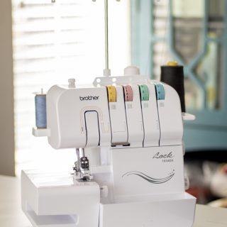 Online Sewing Class - Serger Basics