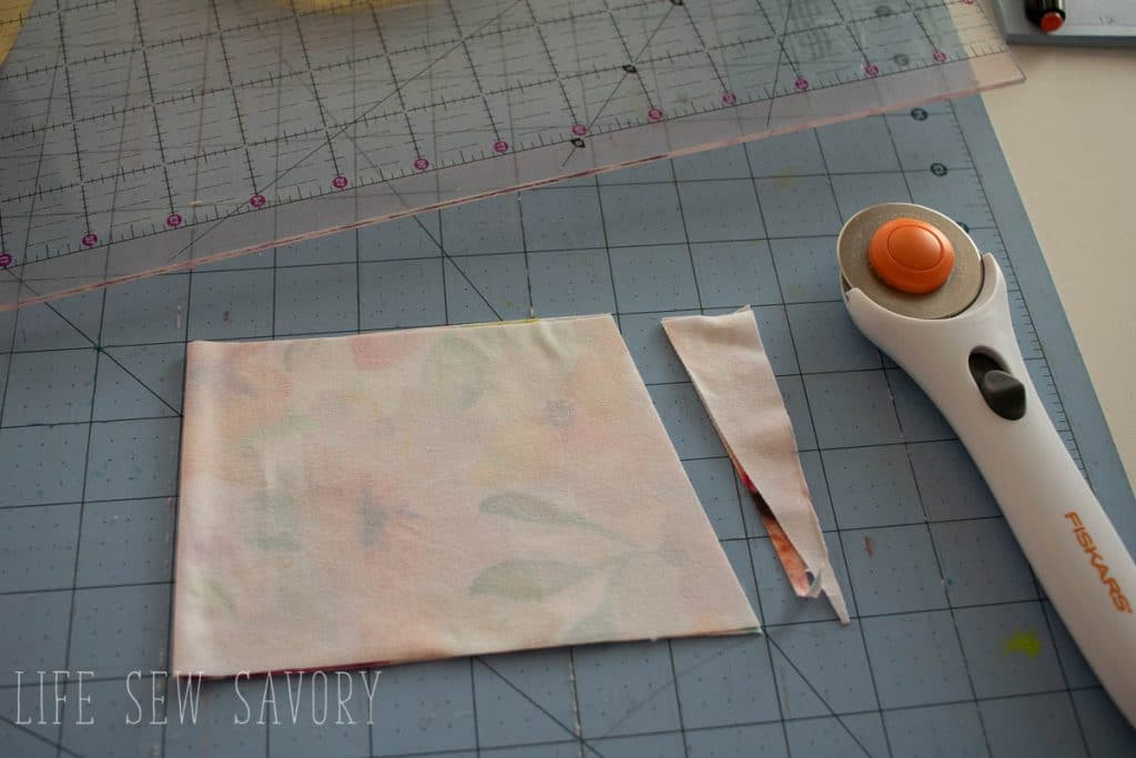 sewing tutorial for leggings waistband