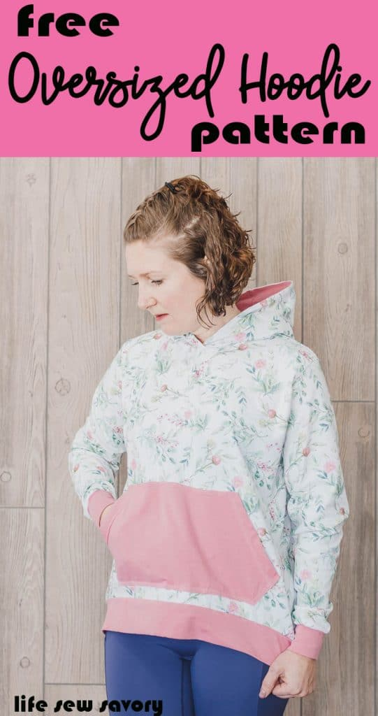 sweatshirt pattern sewing project free pdf pattern from Life Sew Savory