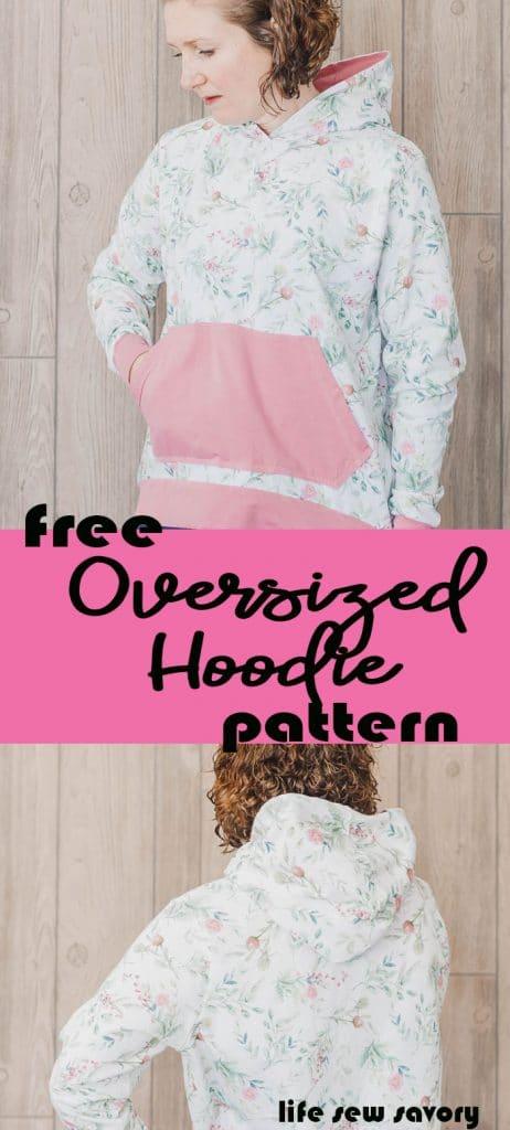 womens sweatshirt sewing pattern from LIfe Sew Savory