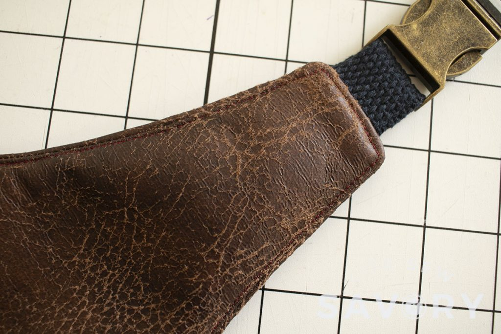 How to sew a sling bag