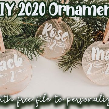 DIY ornament to make