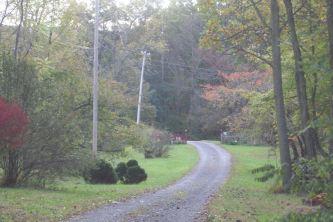 14 Oct 12 driveway