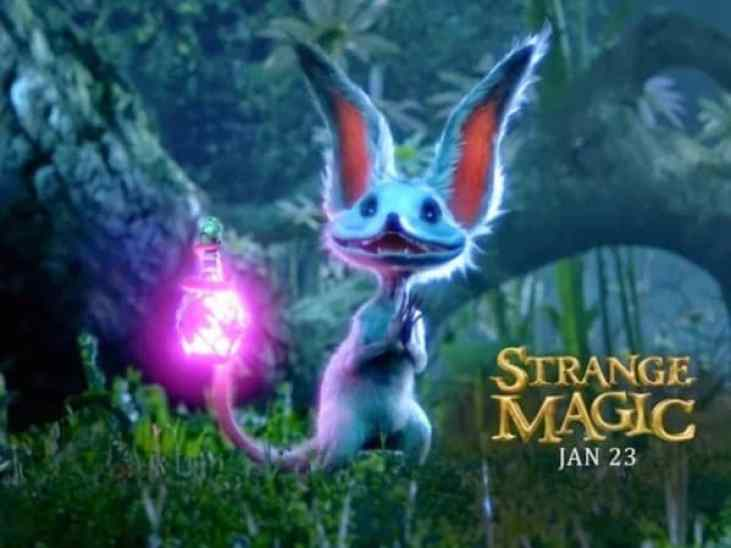 Strange Magic Movie