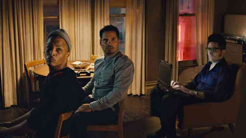 T.I., Michael Pena & David Dastmalchian in Marvel's Ant-Man (July 17)