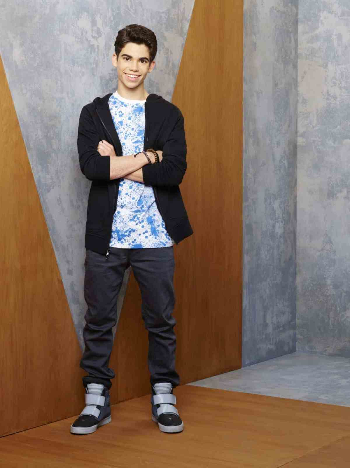 "GAMER'S GUIDE TO PRETTY MUCH EVERYTHING - Disney XD's ""Gamer's Guide to Pretty Much Everything"" stars Cameron Boyce as Conor. (Disney XD/Craig Sjodin)"