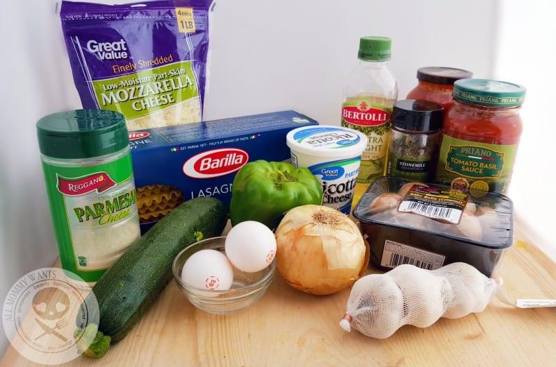 Recipe: Hearty Vegetable Lasagna