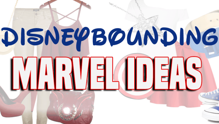 Marvel-Disneybounding