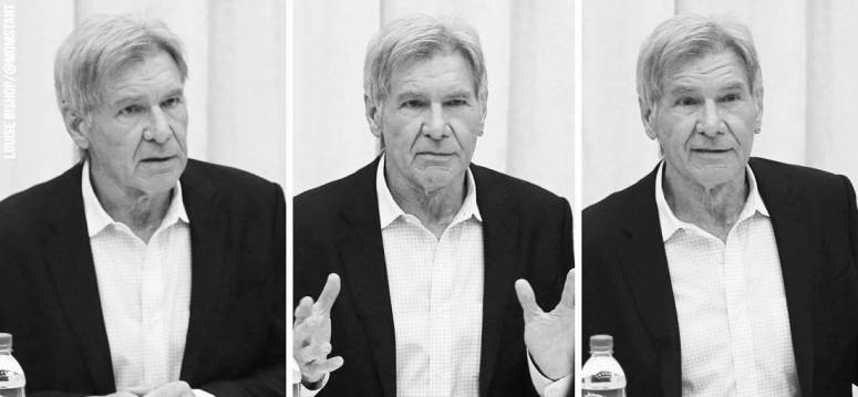 Harrison Ford 33