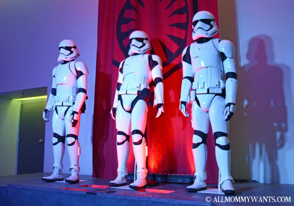A trio of Stormtroopers.