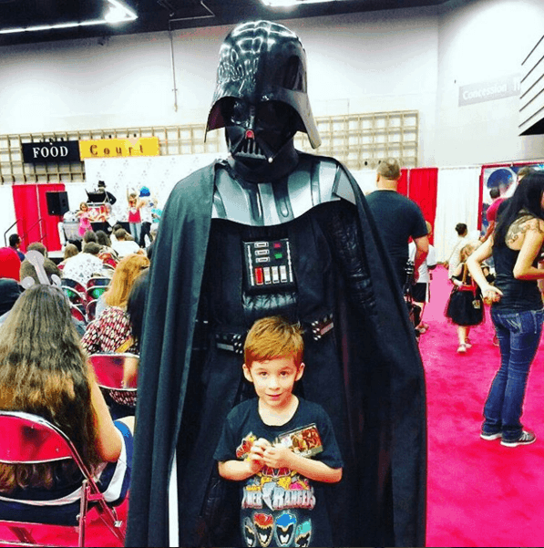 darth and dylan