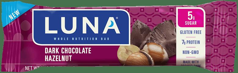 LUNA Dark Chocolate Hazelnut