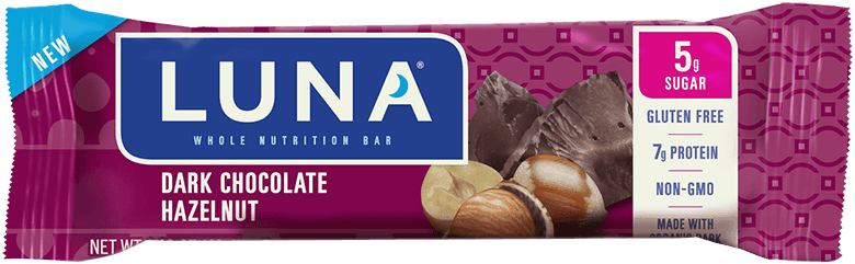 LUNA Dark Chocolate Hazelnut