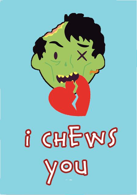 zombie card 1