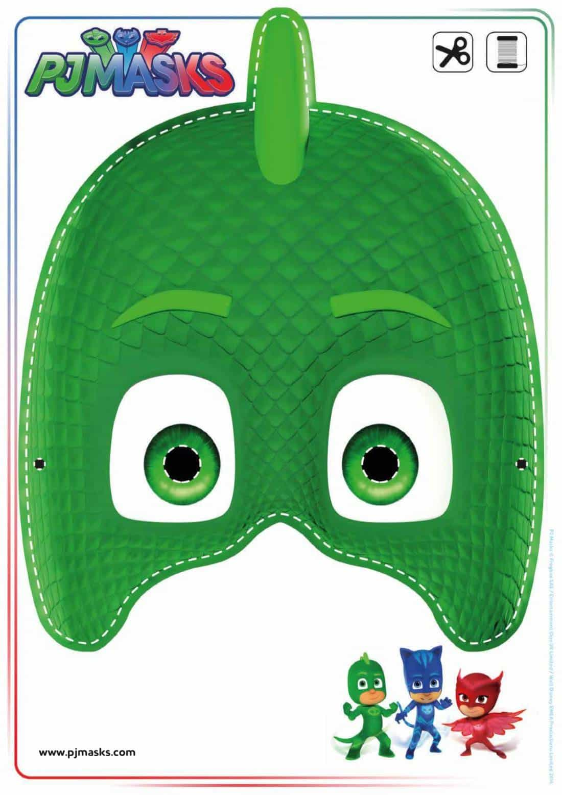 Mask_gekko