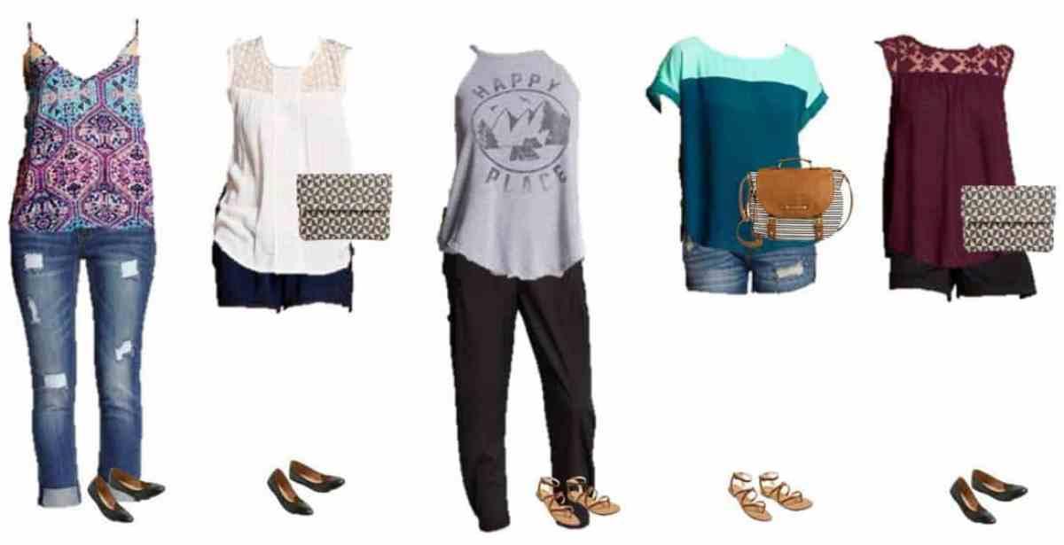 4.28 Mix & Match Fashion - Target Summer Styles 11-15