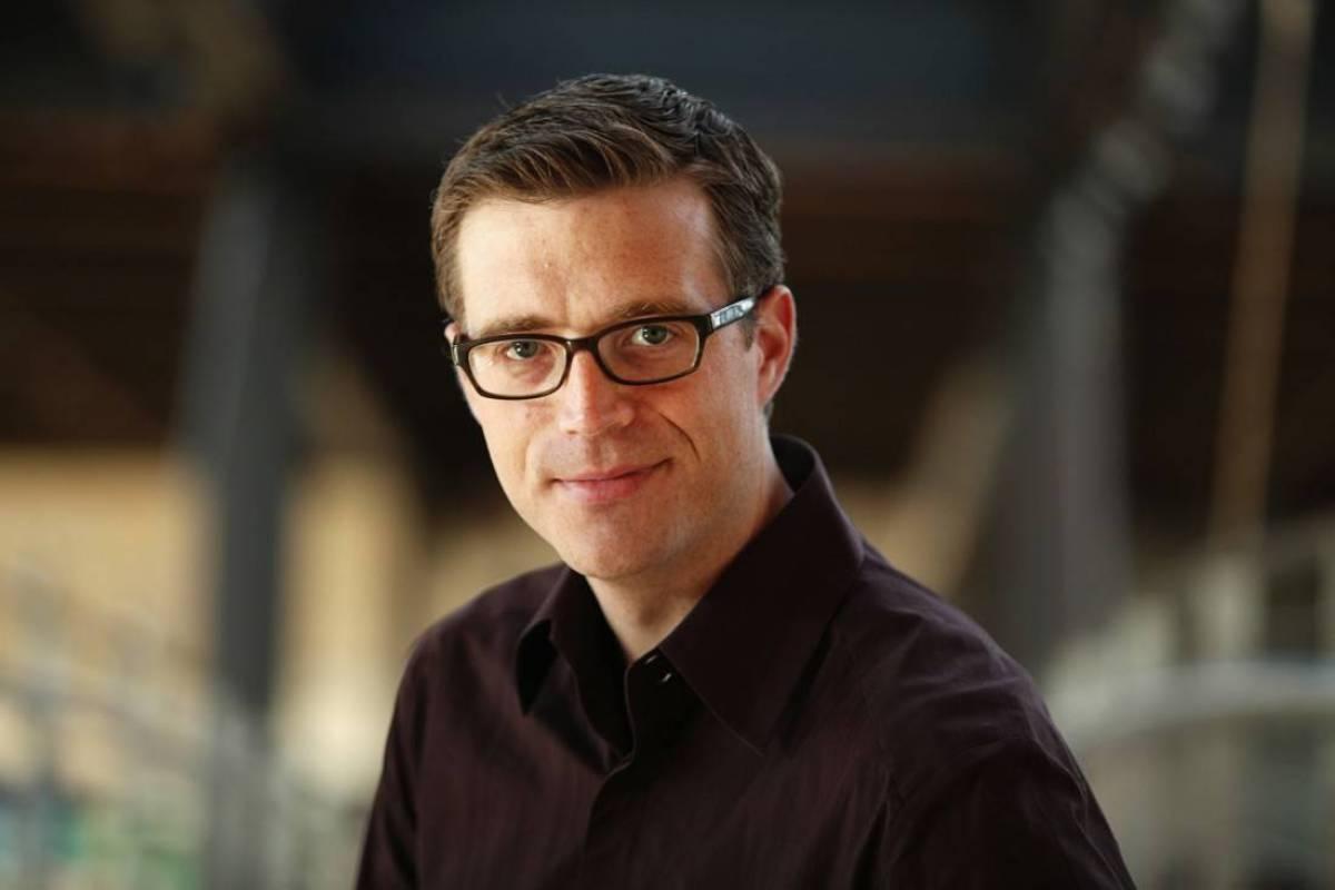 Angus MacLane (Photo by Deborah Coleman / Pixar)