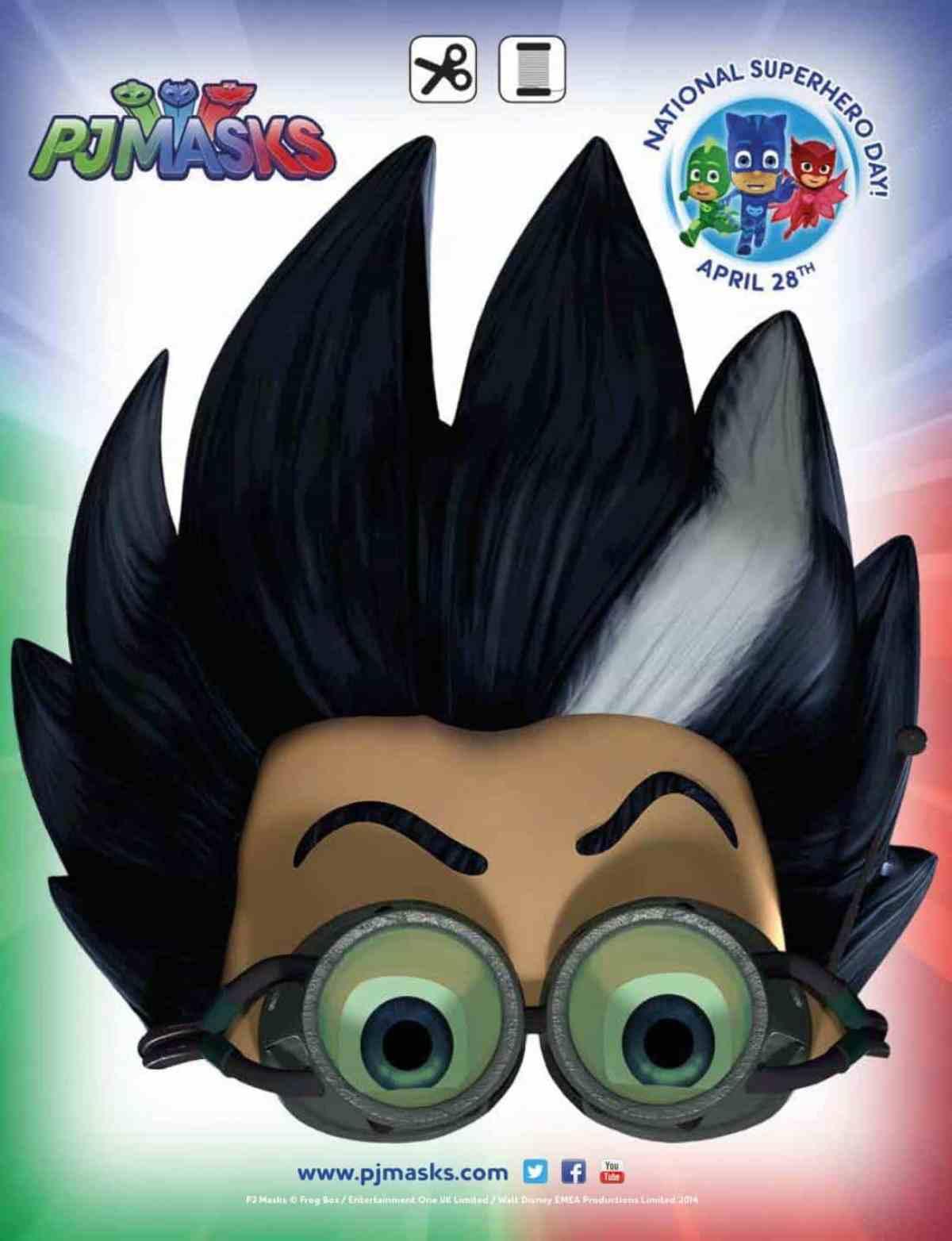 PJM SHD Mask-rome