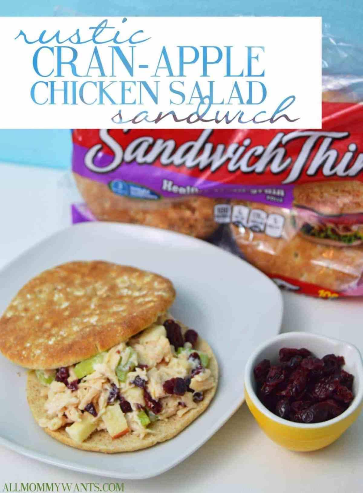 Cran Apple Sandwich