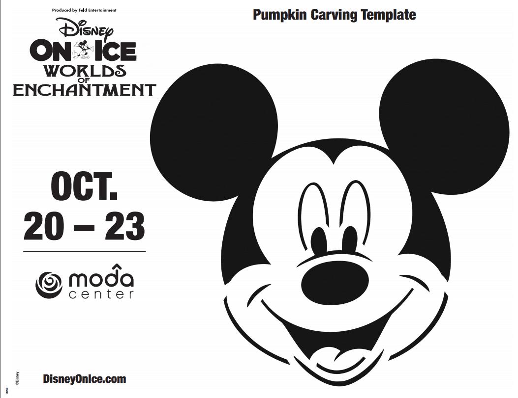 pumpkin-template-mickey