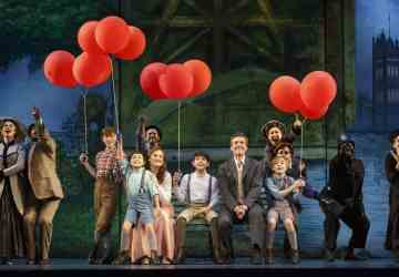 The Cast of the National Tour of Finding Neverland Credit Carol Rosegg 0787r