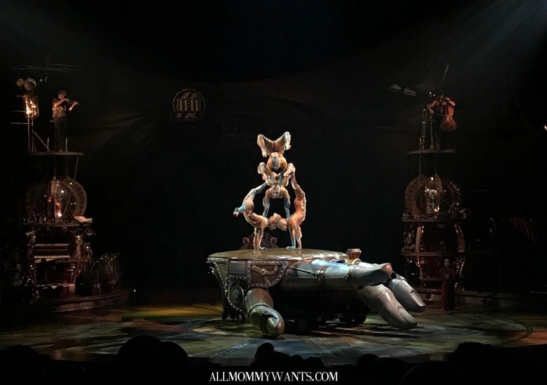 Cirque Du Soleil Kurios Portland Review Life She Has