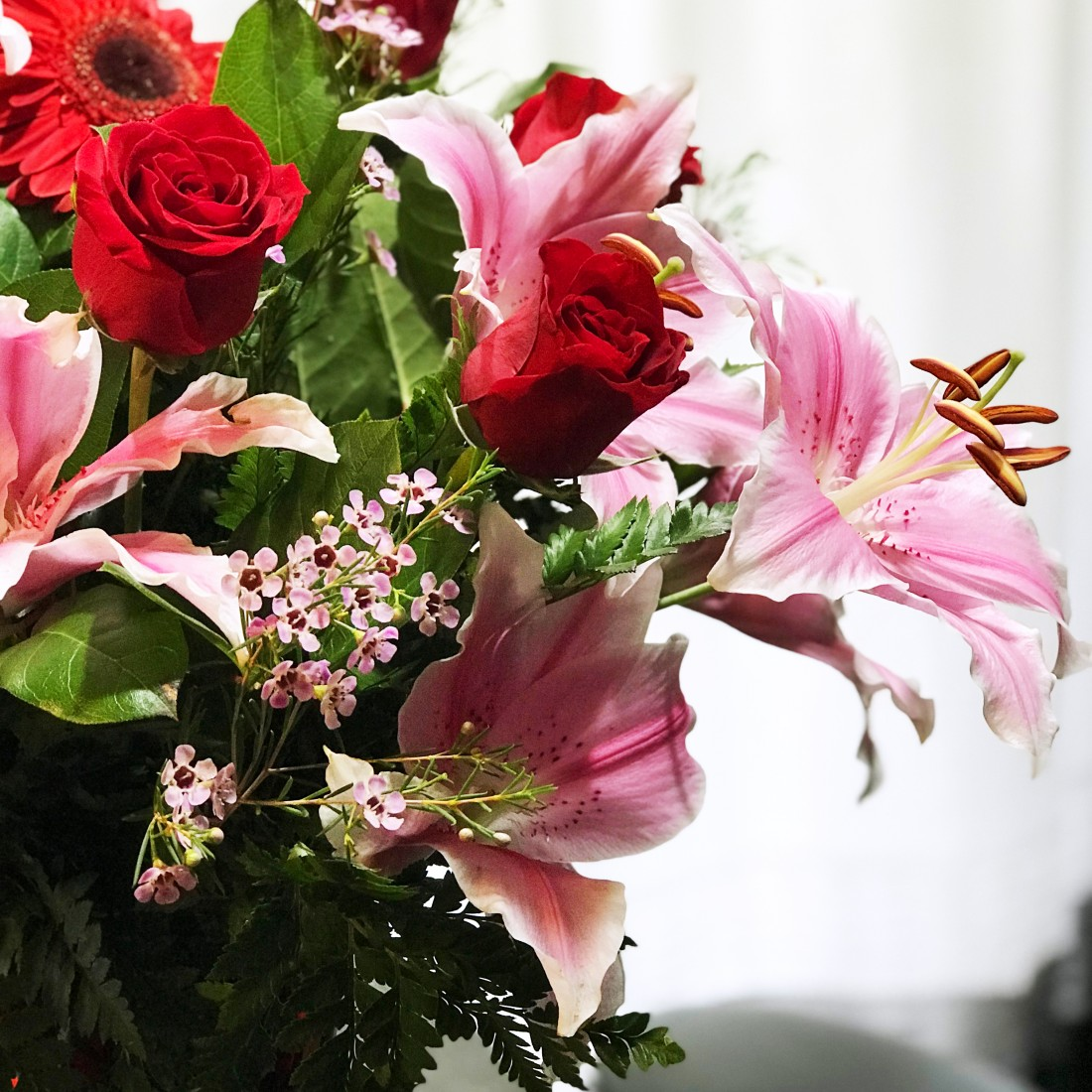 Say It With Flowers Teleflora Has 4 New Flower Arrangements For Valentines Day
