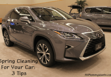 Spring Cleaning For Your Car: 3 Tips