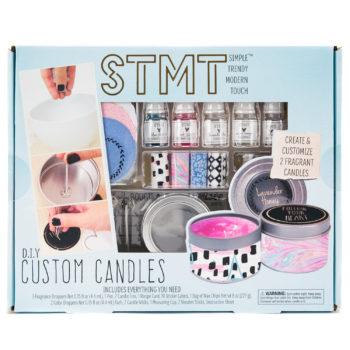 STMT - DIY Custom Candles