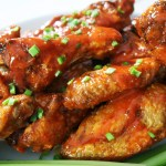 Perfectly Crispy Buffalo Wings