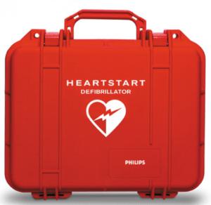 Watertight AED Case