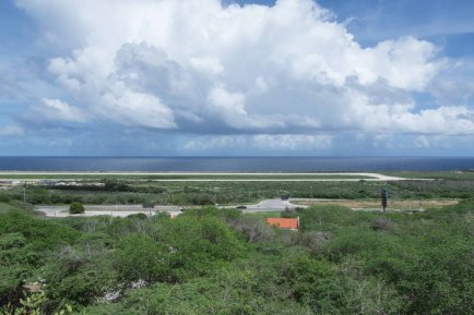View of the Caribbean Sea from Hato Caves located on the north side on the Caribbean Island of Caracoa, new Willemstad. Photo Credit: Wendy Nordvik-Carr©