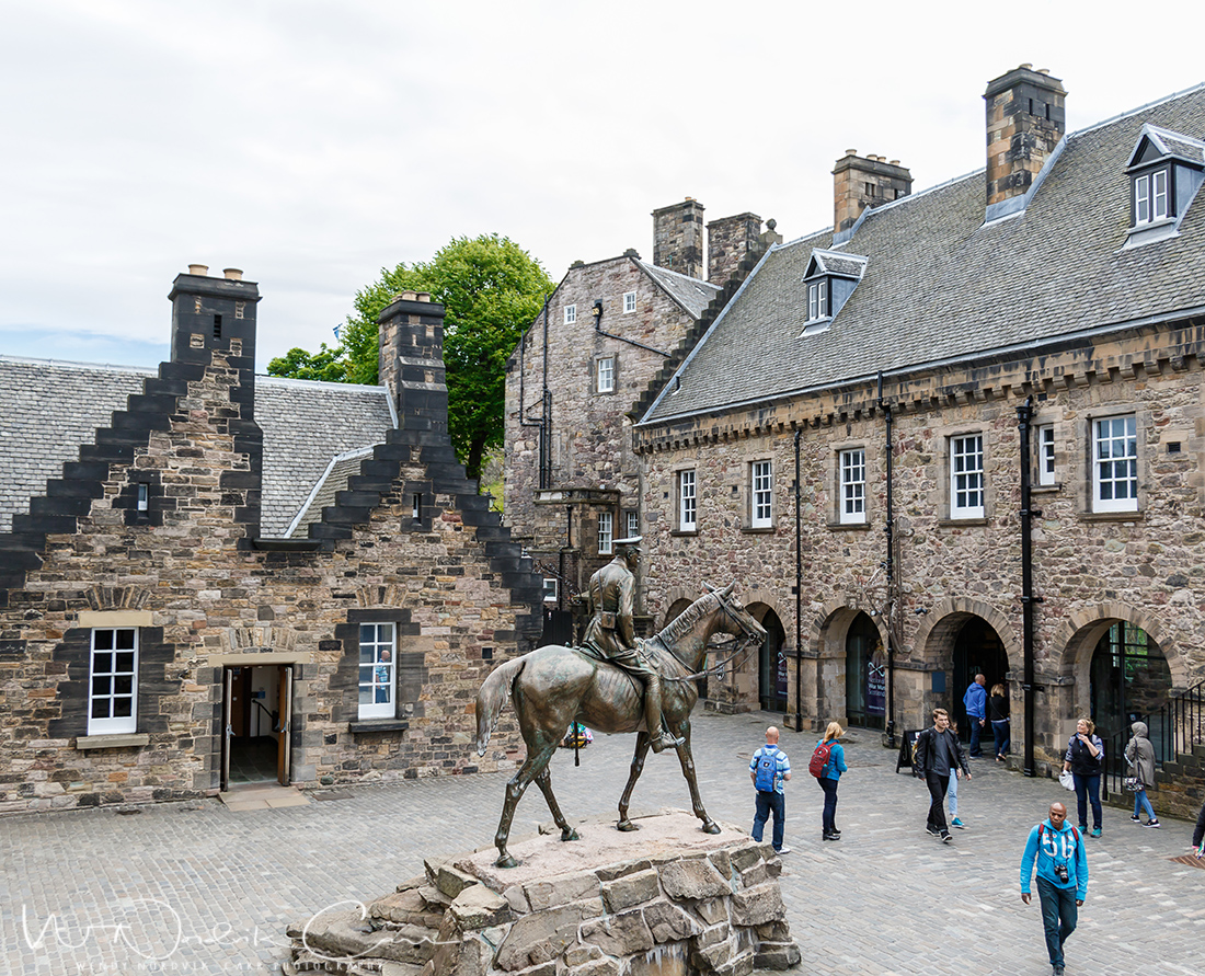 The War Museum at Edinburgh Castle. Discover Edinburgh Castle highlights and things to do in medieval Edinburgh. Explore Old Town and New Town along with the many museums, monument, memorials and galleries of this historic city. Photo Credit: Wendy Nordvik-Carr