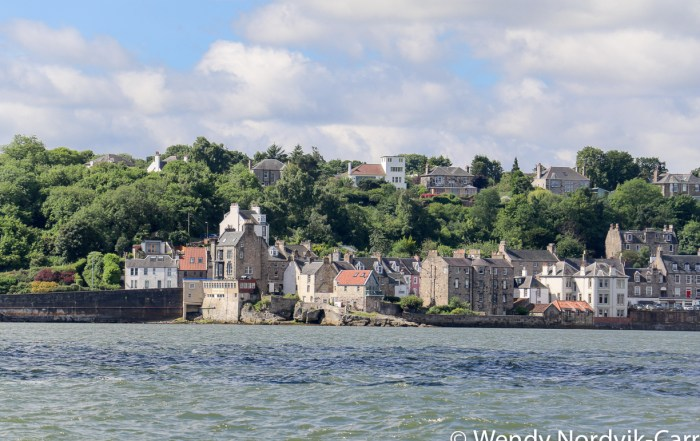 View from South Queensferry. Discover things to do in medieval Edinburgh. Explore Old Town and New Town along with the many museums, monument, memorials and galleries of this historic city. Photo Credit: Wendy Nordvik-Carr