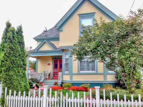 Explore dozens of Victorian homes in historic Ferndale, California.